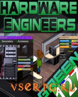 Постер игры Hardware Engineers