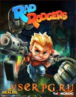 Постер игры Rad Rodgers
