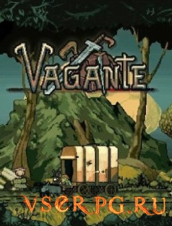Постер игры Vagante