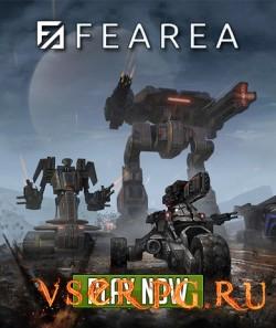 Постер игры FeArea