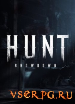 Постер игры Hunt Showdown