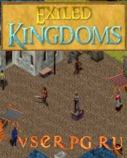 Постер игры Exiled Kingdoms