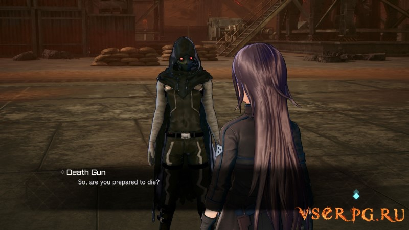 Sword Art Online: Fatal Bullet screen 3