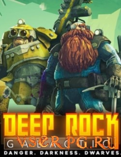 Постер Deep Rock Galactic