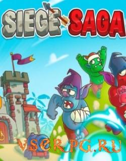 Постер игры Siege Saga