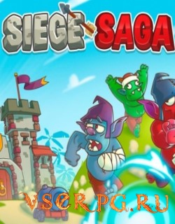 Постер Siege Saga