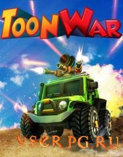 Постер игры Toon War