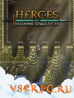 Постер Heroes of Hammerwatch