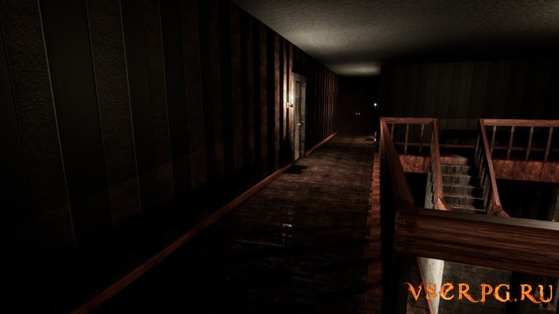 Award Room of fear screen 3