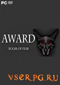 Постер игры Award Room of fear