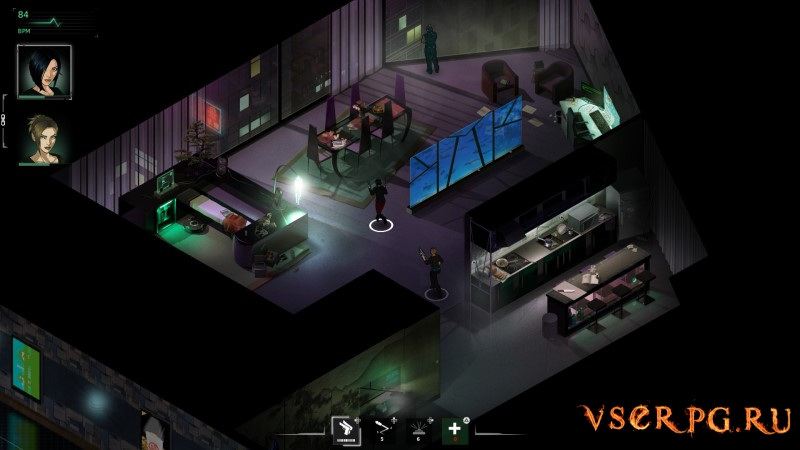 Fear Effect Sedna screen 3