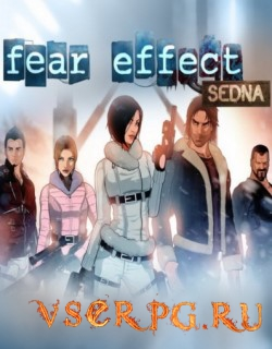 Постер игры Fear Effect Sedna