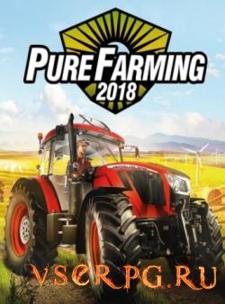 Постер игры Pure Farming 2018