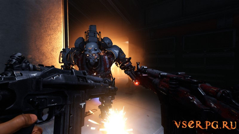 Wolfenstein II The Freedom Chronicles screen 1