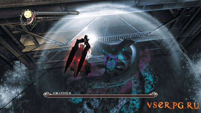 Devil May Cry HD Collection screen 3