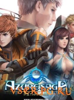 Постер игры Azure Saga Pathfinder