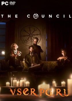 Постер игры The Council (2018)