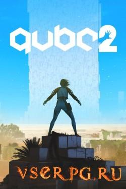 Постер игры Q.U.B.E. 2