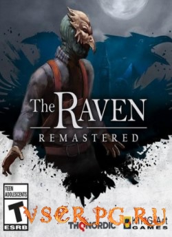 Постер игры The Raven Remastered