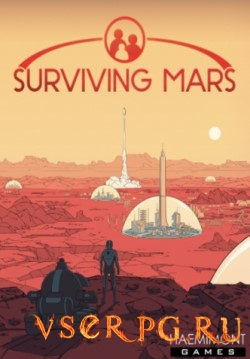 Постер игры Surviving Mars