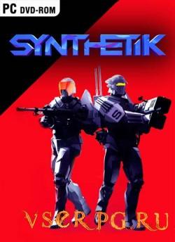 Постер игры SYNTHETIK
