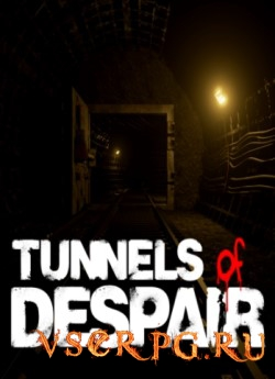 Постер игры Tunnels of Despair