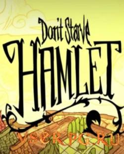 Постер игры Don't Starve Hamlet