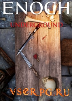 Постер игры Enoch Underground