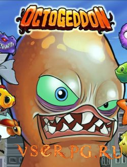 Постер игры Octogeddon