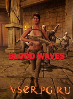 Постер игры Blood Waves