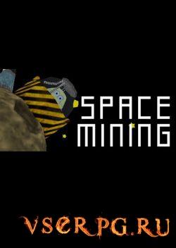 Постер игры Space Mining