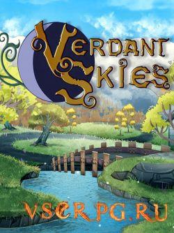 Постер игры Verdant Skies