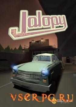 Постер игры Jalopy