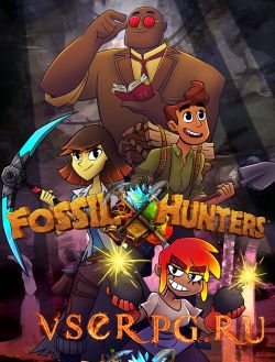 Постер игры Fossil Hunters