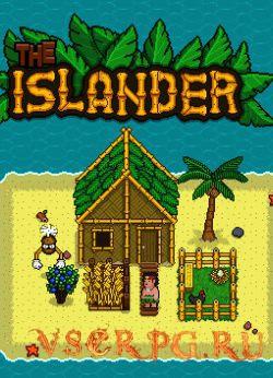 Постер игры The Islander