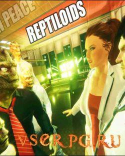 Постер игры REPTILOIDS