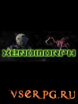 Постер игры Xenomorph