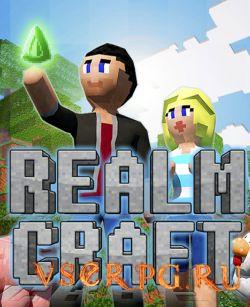Постер игры RealmCraft