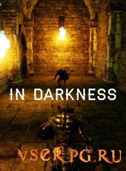 Постер игры In Darkness