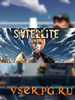 Постер игры Satellite (2018)