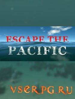 Постер игры Escape The Pacific