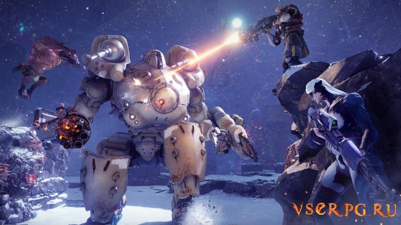 Raiders of the Broken Planet - Hades Betrayal Campaign screen 2
