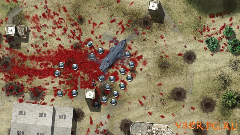 War Of The Zombie screen 2