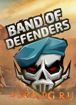 Постер игры Band of Defenders