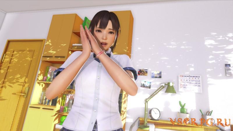 VR Kanojo screen 1