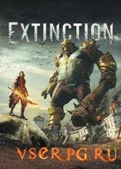 Постер игры Extinction (2018)