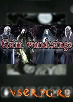 Постер игры Grim Wanderings