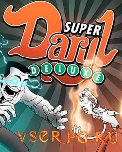 Постер игры Super Daryl Deluxe