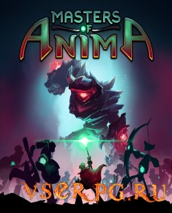 Постер игры Masters of Anima