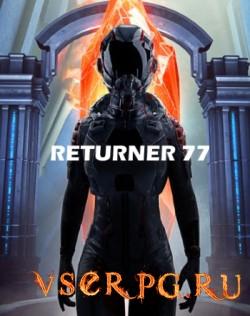 Постер игры Returner 77
